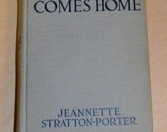Freckles Comes Home Book