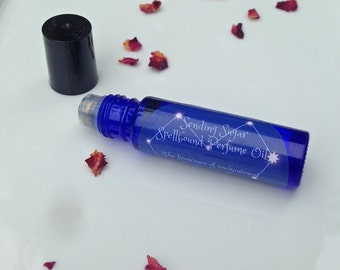 Spellbound Rose Essential Oil Perfume Oil