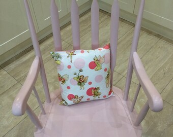 Shabby Chic Rocking Chair Painted in Annie Sloan Chalk Paint