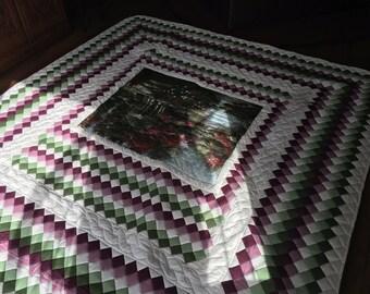 Handmade Amish Quilt 250x250cm