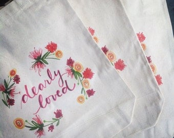 Dearly Loved Tote