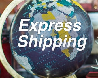 Express Shipping / Rush Order