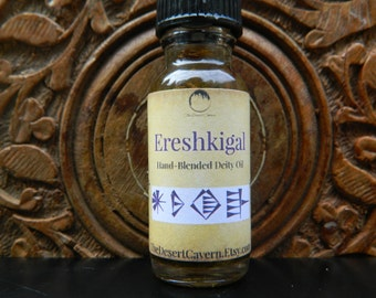 Ereshkigal Oil 1/2 Ounce