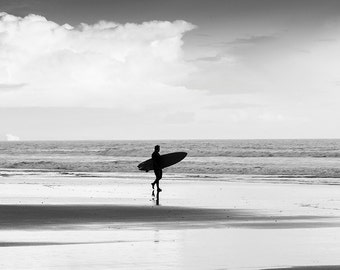 SURFER AFTER STORM