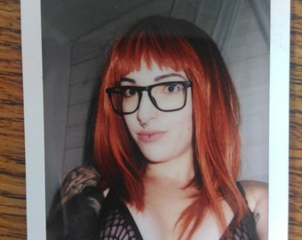Orange (Instax) Unique