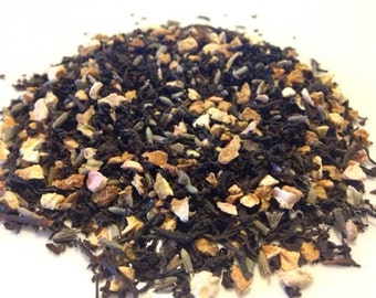 "Loose Leaf ""London Fog"" Tea, Earl Gray Tea, Black Tea"
