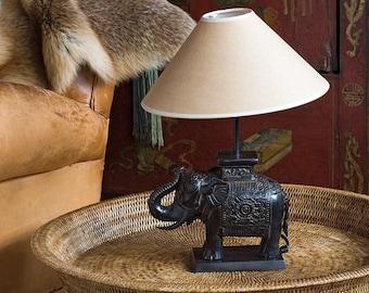 boho lampe etsy. Black Bedroom Furniture Sets. Home Design Ideas