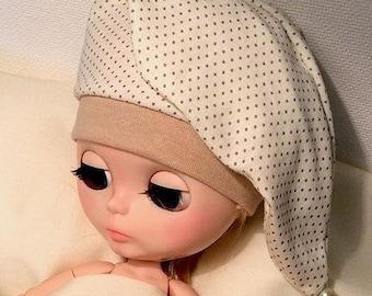 Blythe hat Polka dots