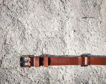Womens belt, hand stitched belt, mens belt, leather belt women, cognac belt, handcrafted belt, leather accessories, handmade belt, belt men