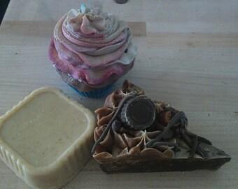 Cupcake Soap/ Cake soap