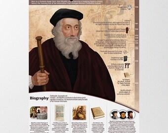 John Wycliffe Bio