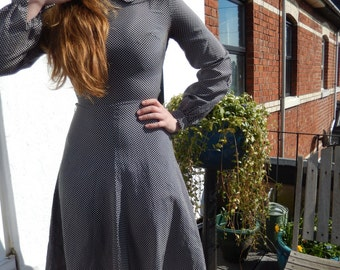 1970s but '50s style Peter Barron dress