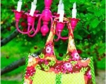 Madalin handbag, a Kati Cupcake pattern