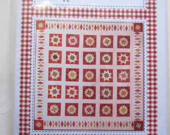 Sowing Seeds quilt pattern by American Jane Patterns