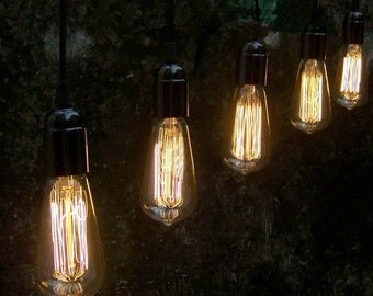 4 Pack - Vintage Light Edison Bulbs
