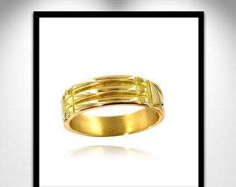 Ring atlantis gold _ Atlantis ring gold