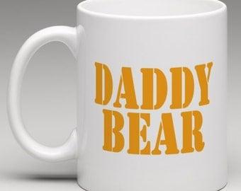 Daddy Bear - Novelty Mug