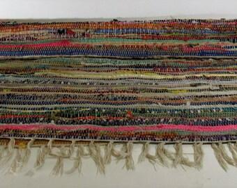 Vintage Rag Rug