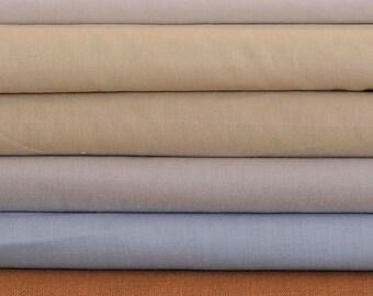 linen fabric sample, white, ivory, natural, light grey... Linen Rayon washable linen fabric Robert Kaufman Fabric