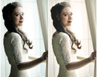 Lighting adjust, FIVE photo package, retouching and editing for wedding, engagements & bridals