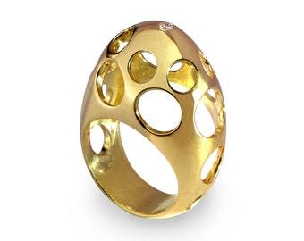 Resultado de imagen para contemporary rings