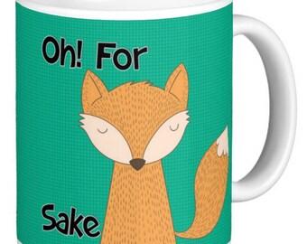Fox Sake Etsy