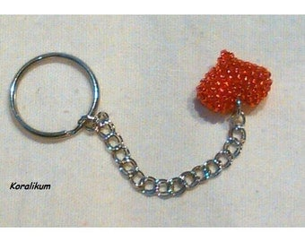 Handmede Key ring.