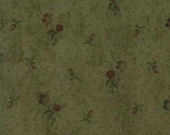 Fabric / Quilting Fabric / Kansas Troubles Favorites / Green / Moda 9165 19