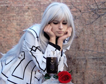 Vampire Knight the uniform of the Night Class cosplay anime