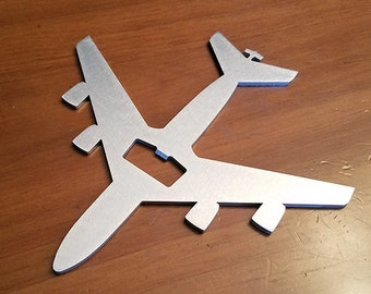 KC-135 Tanker Aircraft Bottle Opener