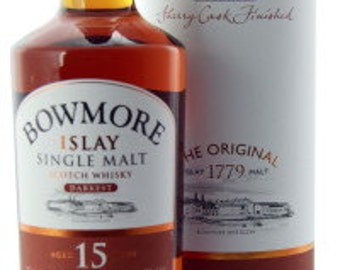 Bowmore 15 Y.O. Whisky 70 cl
