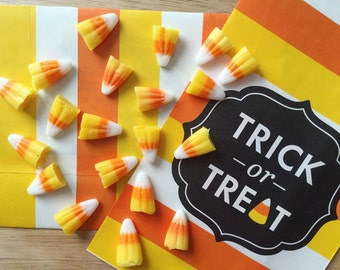 20 Piece Candy Corn Soap - Candy Soap - Soap Candies - Candy Corn Pieces - Halloween Soap