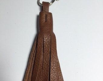 The Tassel Keychain