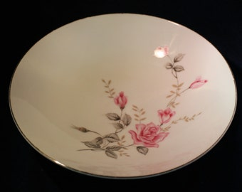 Rose Glow Serving Bowl by Castlecourt