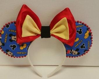 Classic MICKEY inspired Ears