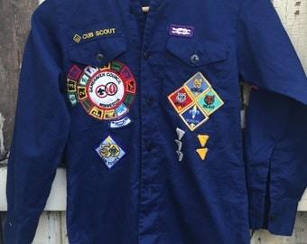 Cub Scout Button Down