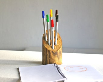pencil holder, pencil rack