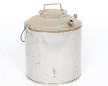 C&O Railway Oil Can; Antique Railroad Collector Piece