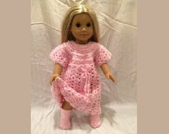 American Girl Doll nightgown