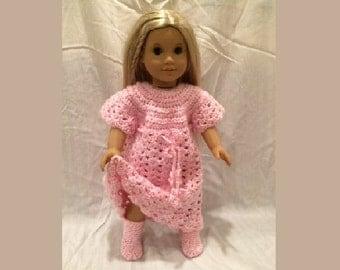 American Girl Doll nightgown