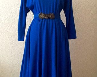 J. ELLIS BLUE DRESS
