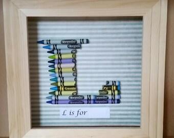 Customised Letter art