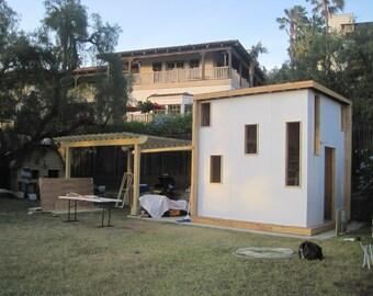 MINI HOME - affordable, modern, prefab tiny home - FREE installation