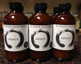 M-State Matters ORMUS Monatomic Gold - Highest Quality - 8oz Bottle