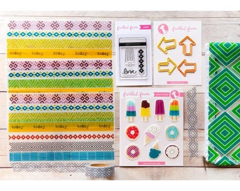 SWEET TREATS Planner Kit