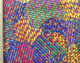 Hoffman Fabrics     Kaleidoscope