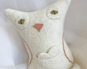 Vivek - LUV Bird - Stuffed Owlet