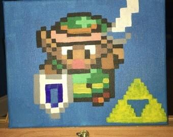 8-bit Zelda/Link
