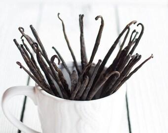 Madagascar Gourmet Vanilla Beans
