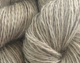 100% mohair combo yarn